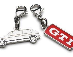 Набор из двух брелоков для ключей Volkswagen GTI