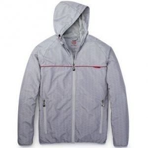 Ветровка унисекс Volkswagen GTI Windbreaker, Grey