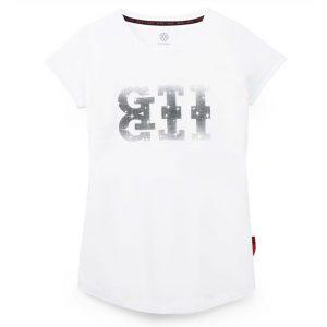 Женская футболка Volkswagen GTI, White