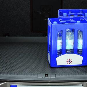 Коврик в багажник Volkswagen Tiguan (5N), для автомобилей с высоким полом багажника