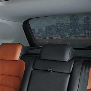 Солнцезащитные шторки Volkswagen Tiguan (5N), для стекол багажника и для заднего стекла