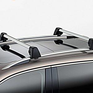 Багажные дуги Volkswagen Tiguan (5N), для автомобилей с релингом крыши