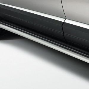 Подножки Volkswagen Tiguan (5N)