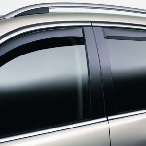 Дефлекторы на двери Volkswagen Tiguan (5N), задние