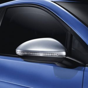 Накладки на зеркала Volkswagen Tiguan (5N)