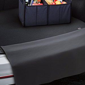Коврик в багажник Volkswagen Tiguan (5N) с 2016 года, двусторонний откидной