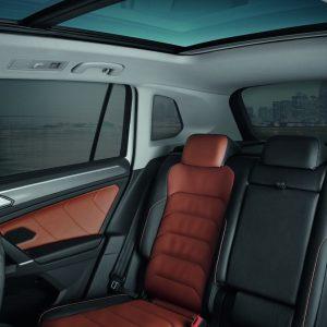 Солнцезащитные шторки Volkswagen Tiguan (5N) с 2016 года, для стекол задних дверей, задних боковых стекол и для заднего стекла