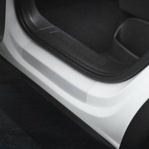 Защитная пленка на пороги Volkswagen Tiguan (5N) с 2016 года