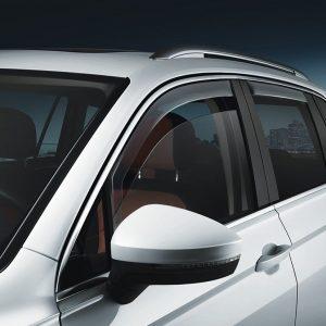Дефлекторы на двери Volkswagen Tiguan (5N), передние