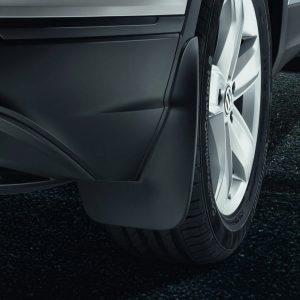 Брызговики передние Volkswagen Tiguan (5N) с 2016 года