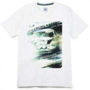 Мужская футболка Salzburg Beetle, white