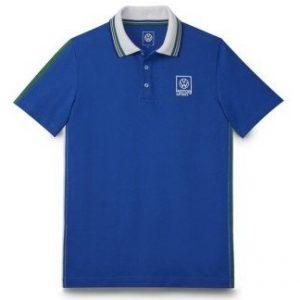 Мужская рубашка-поло Volkswagen Motorsport , History, Blue