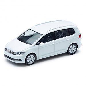 Модель в миниатюре 1:87 Volkswagen Touran, Pure White