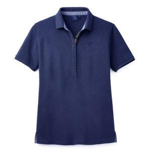 Женская рубашка-поло Volkswagen, Blue