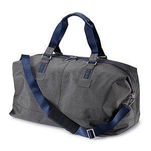Дорожная сумка с наплечным ремнем Volkswagen, Silver Grey
