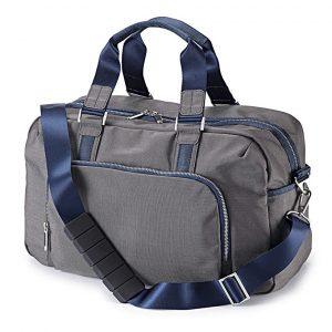 Спортивная сумка с наплечным ремнем Volkswagen, Silver Grey