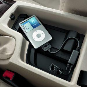 Музыкальный адаптер для Apple iPod / iPhone USB dock connector