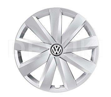 Колпак колеса Volkswagen R16, Silver Chrome