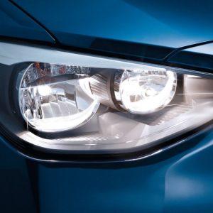 Галогенные лампы BMW Blue H3