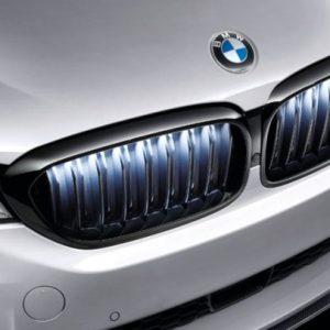 Решетка M Performance Iconic Glow для BMW G30 5-серия