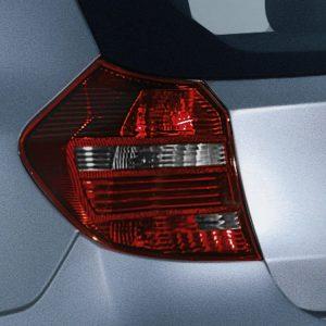 Комплект задних фонарей BMW Black Line, High Version, E81/E87 1 серия