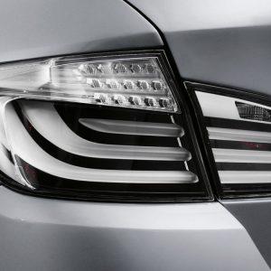 Комплект задних фонарей BMW White Line, F10 5 серия