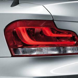 Задний фонарь слева BMW Black Line, E88/E82 1 серия