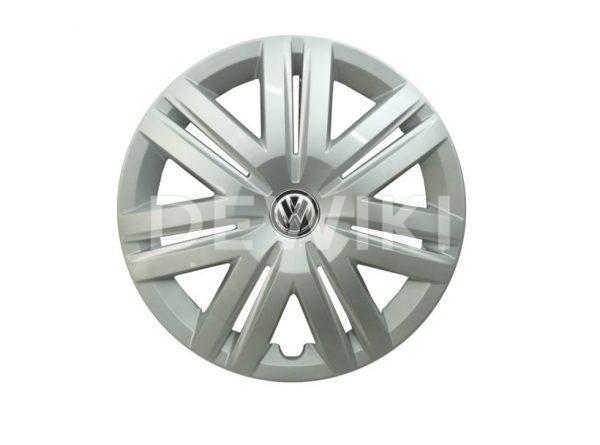 Колёсный колпак R14 Volkswagen Polo, Silver
