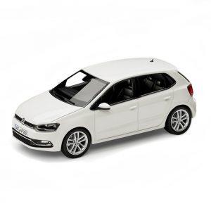 Модель в миниатюре 1:43 Volkswagen Polo V, Pure White