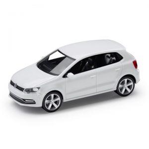 Модель в миниатюре 1:87 Volkswagen Polo GP, Pure White