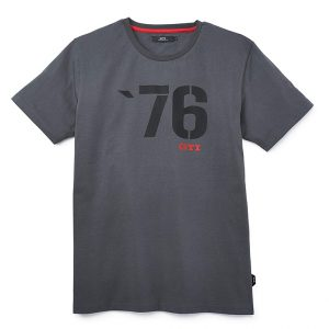 Мужская футболка Volkswagen GTI 76, Grey