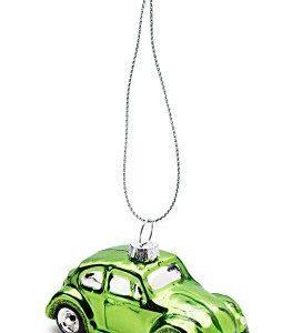 Елочная игрушка Volkswagen Beetle, Green