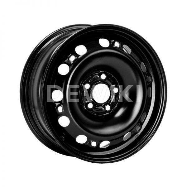 Диск колеса R14 Volkswagen, стальной, 5J x 14 ET35