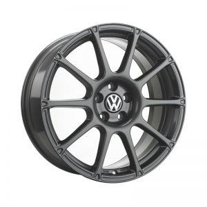 Диск литой R17 Volkswagen, Motorsport Grey Metallic, 7J x 17 ET46
