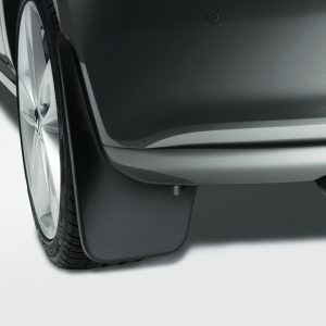 Брызговики задние Volkswagen Polo 5 (6R)