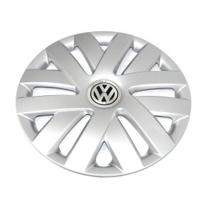 Колёсный колпак R15 Volkswagen, Diamond Silver / High Chrome