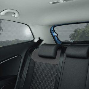 Солнцезащитные шторки Volkswagen Polo 5 с 2009 года, 2-дверный, для задних боковых стекол и для заднего стекла