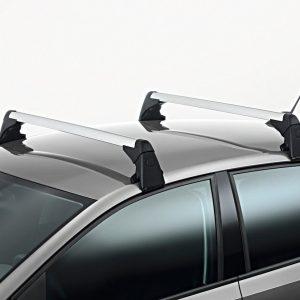 Багажные дуги Volkswagen Polo 5, 2-х дверных
