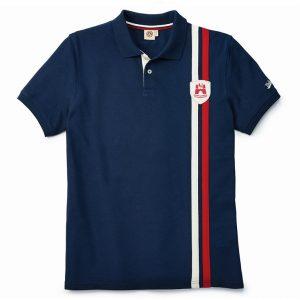 Мужская рубашка-поло Volkswagen Classic, Blue