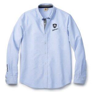 Мужская рубашка Volkswagen Classic, Light Blue