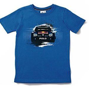 Мужская футболка Volkswagen, Rally The World
