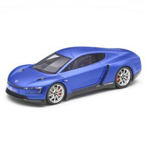 Модель в миниатюре 1:43 Volkswagen XL Sport, Racing Blue