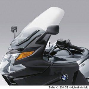 Высокое ветровое стекло BMW K 1200 GT / K 1300 GT 2005-2011 год