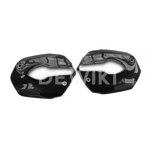 Карбоновая крышка цилиндров HP BMW R 1200 GS / RT / S / ST / R nineT 2003-2015 год, левая