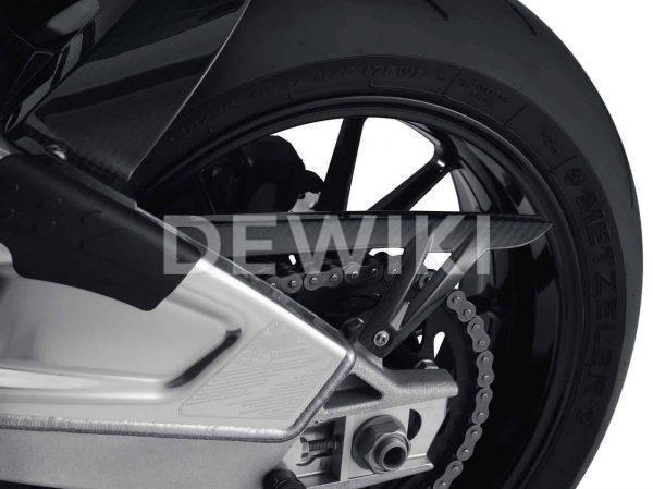 Карбоновая защита цепи HP BMW S 1000 R / RR / HP4 2009-2019 год