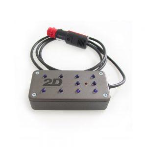 Инфракрасный передатчик HP для системы телеметрии Lap Timer BMW S 1000 R / RR / HP4