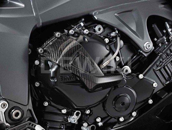 Карбоновая накладка на сцепление HP BMW K 1200 R /  K 1300 R 2004-2012 год