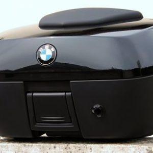 Большой центральный кофр BMW R 1200 RT 2004-2010 год, Black Sapphire