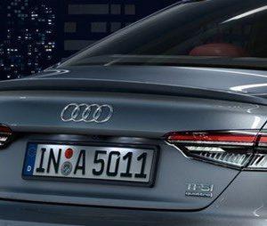 Спойлер крышки багажника Audi A5 /S5 Coupe (T5/B9)