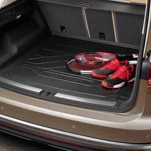 Коврик в багажник Volkswagen Toureg (D2)